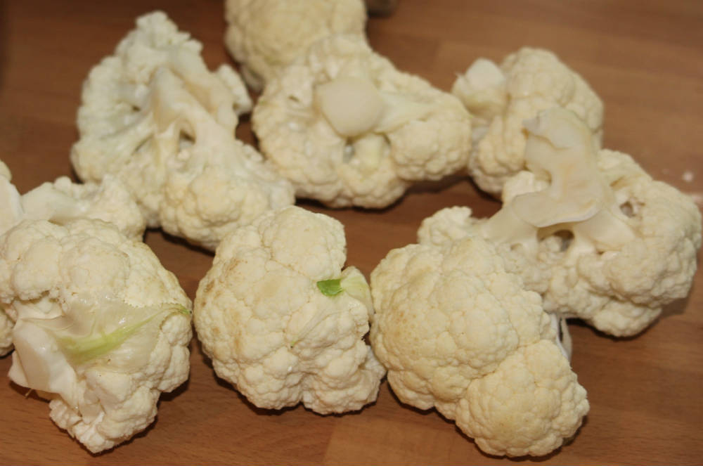 Cauliflower Cous-Cous 1