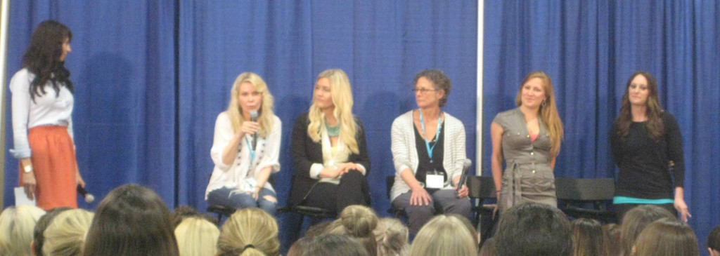 Paleo for Women Panel