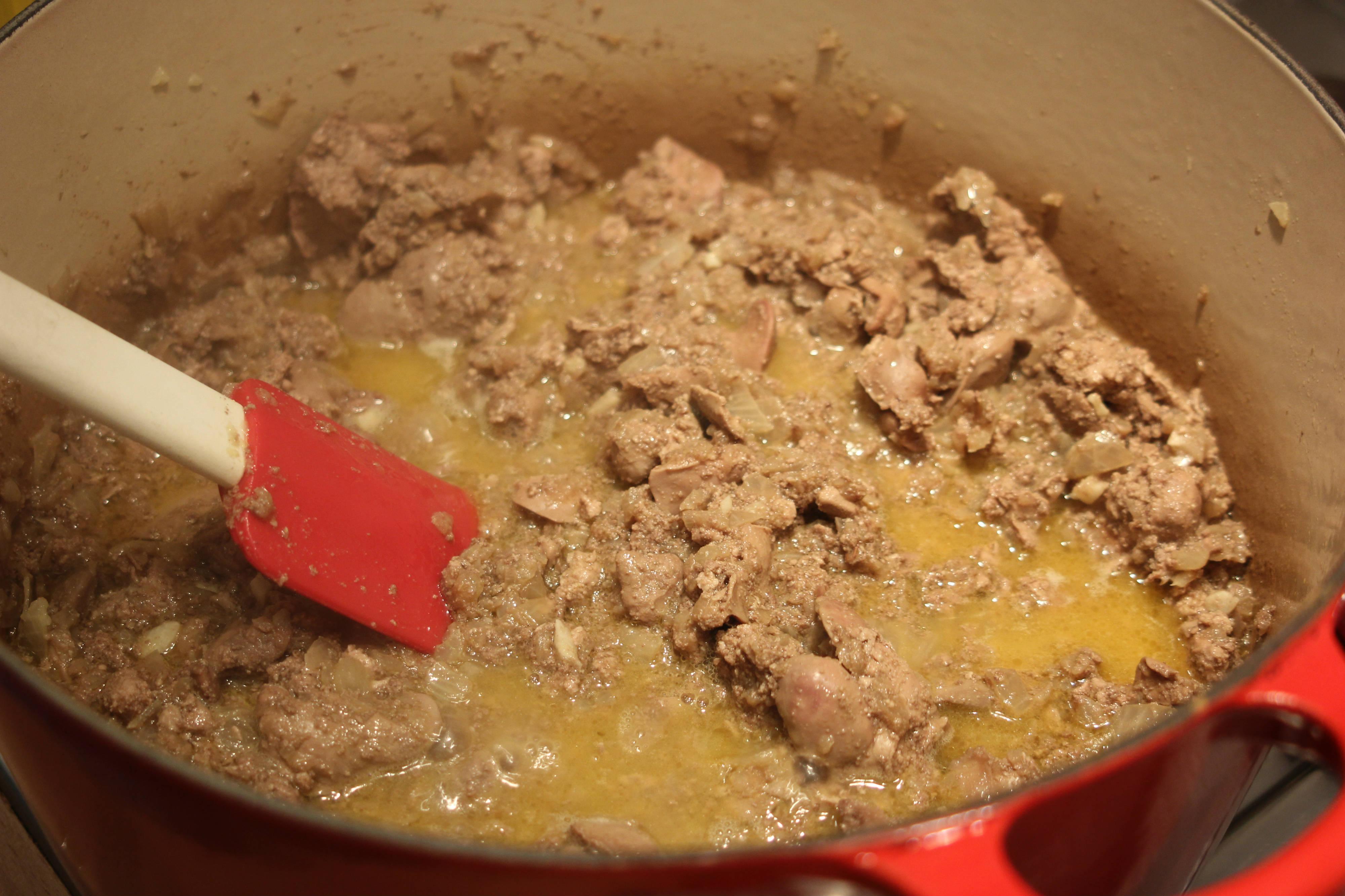 Chicken Liver Pate 4