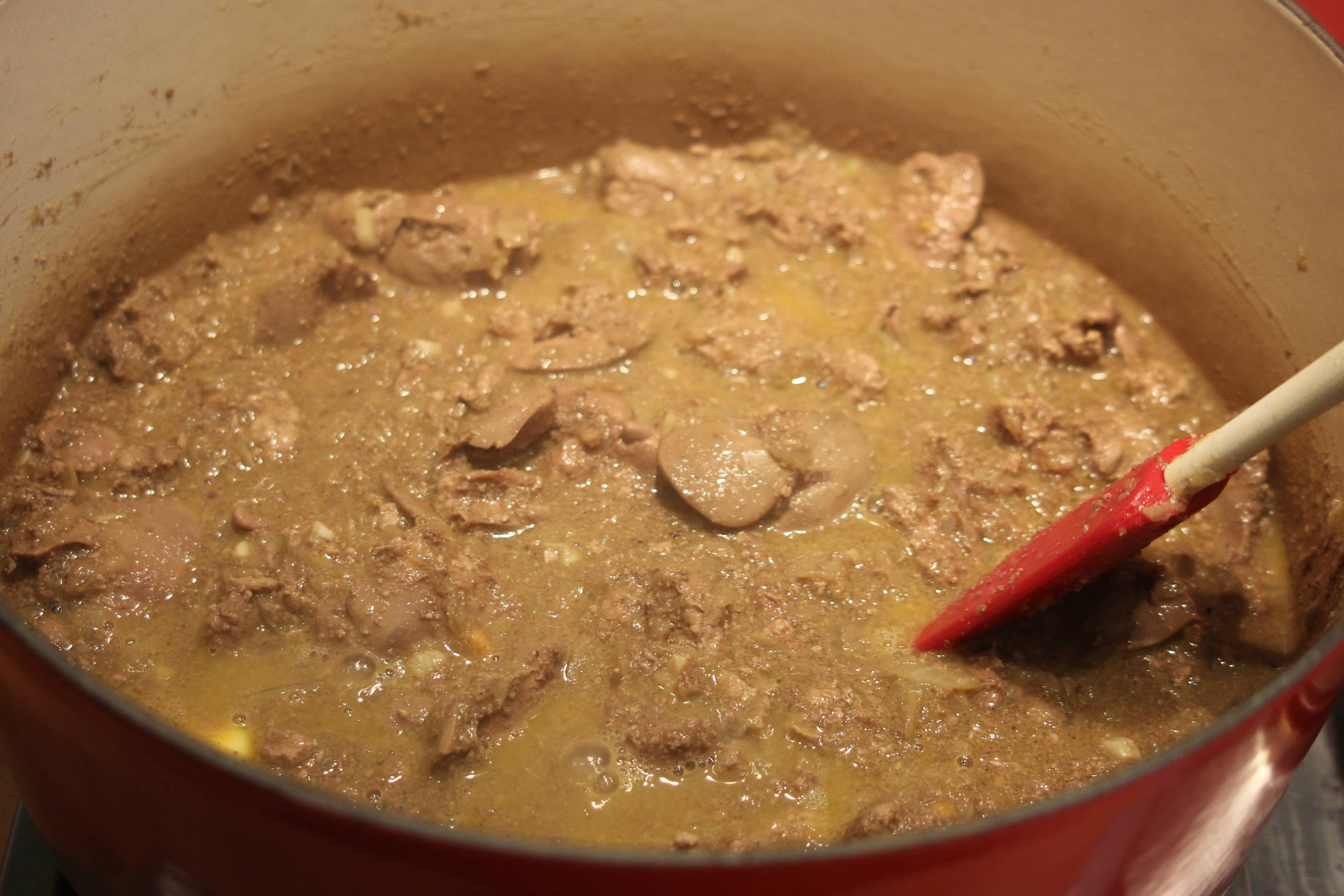 Chicken Liver Pate 5
