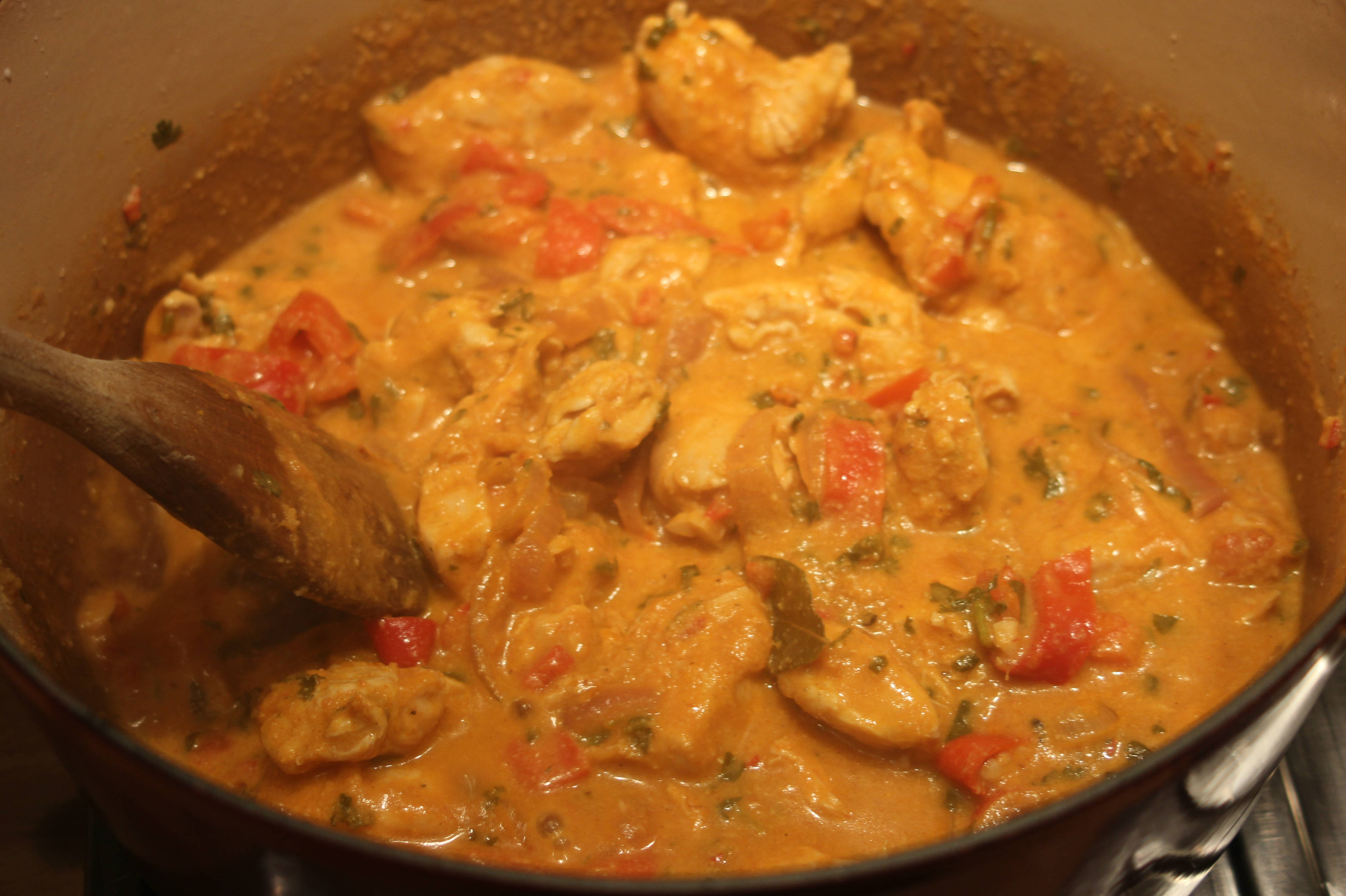 Chicken Thai Curry 7