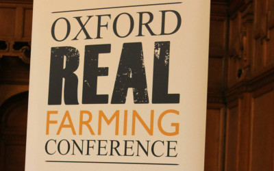 Oxford Real Farming Conference 2015