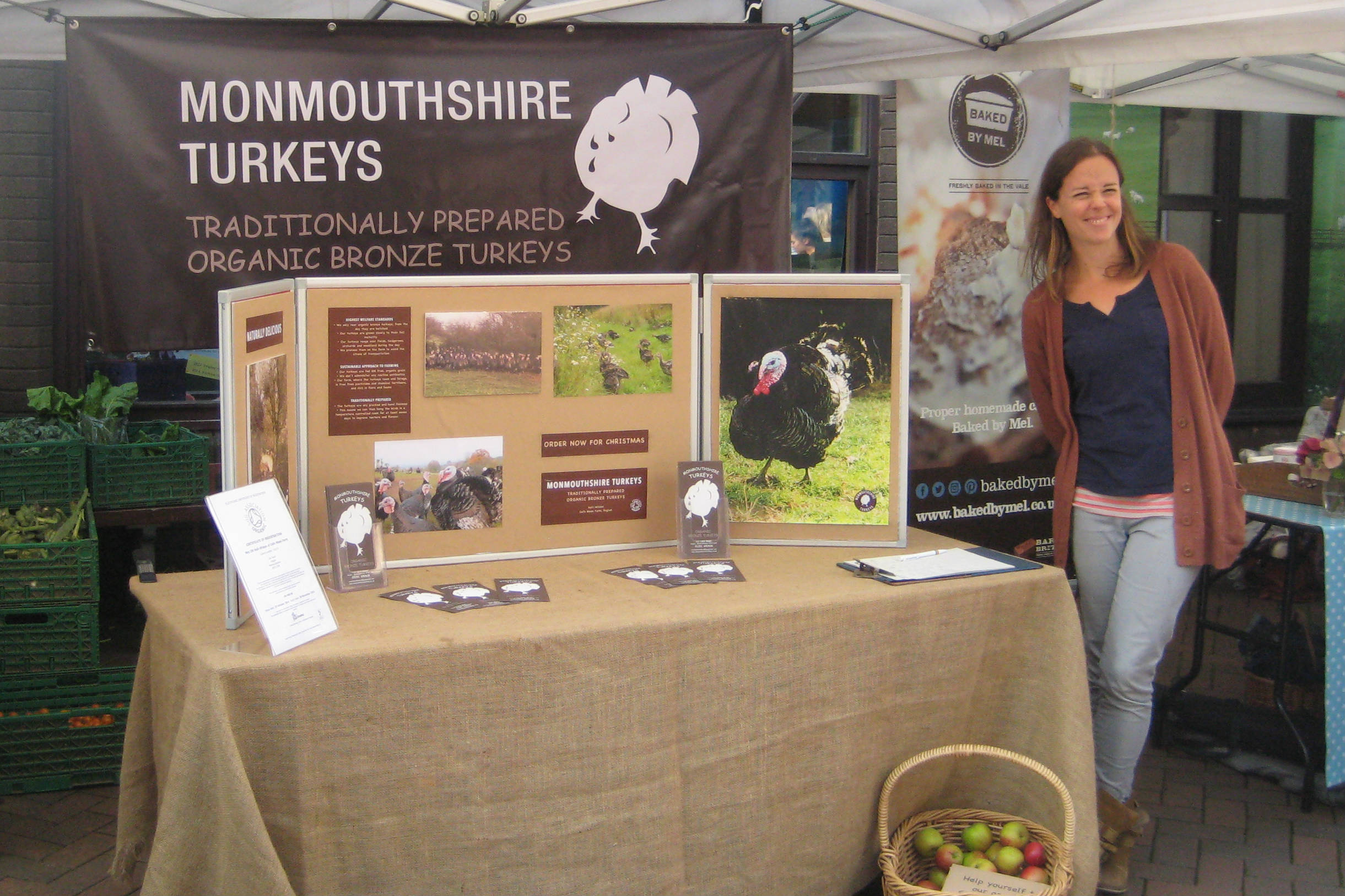 Monmouthshire Turkeys